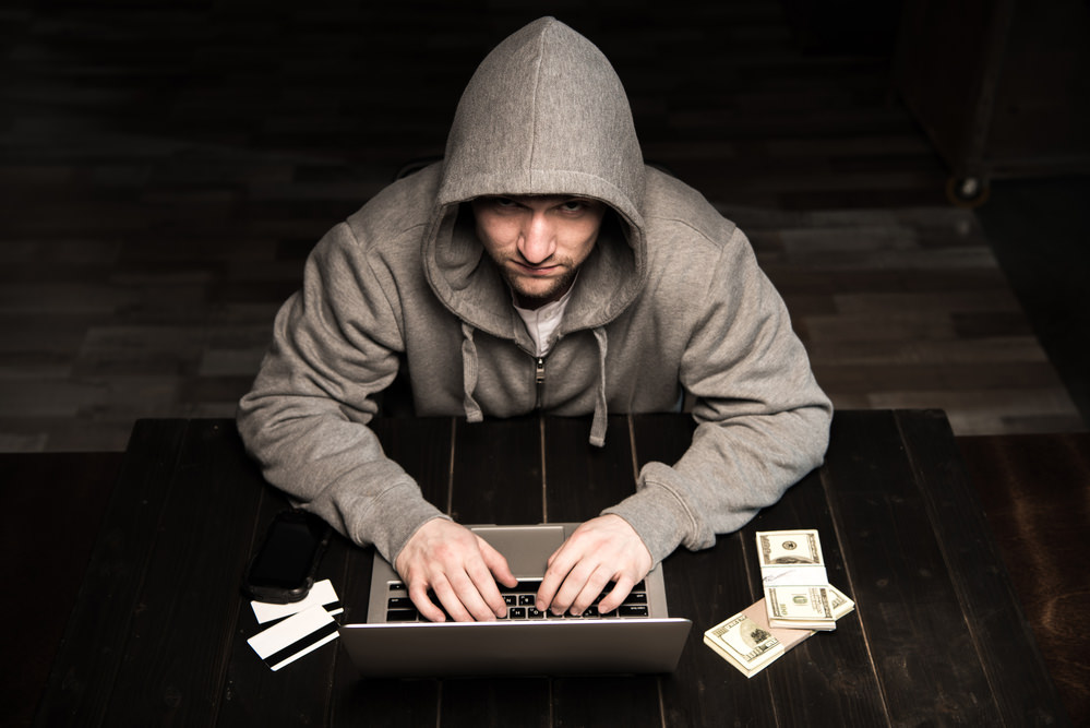 CriminalOnLaptop Would your business be ready for a cyberattack?