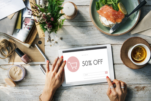 CyberMondayDealOnTablet What does Black Friday and Cyber Monday mean for small businesses?