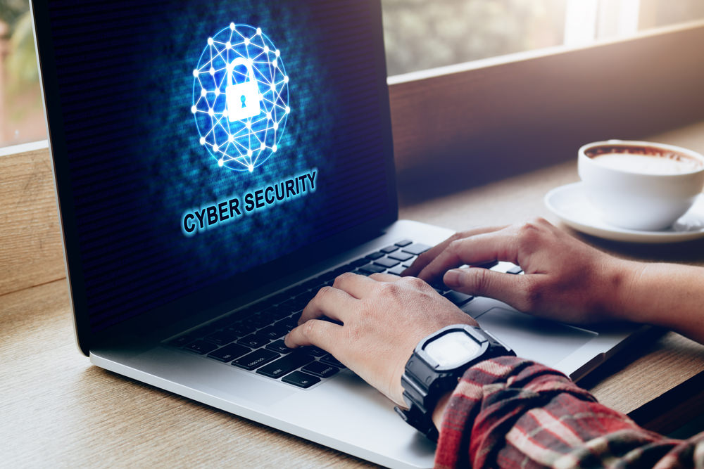 CybersecurityOnLaptopScreen Would your business be ready for a cyberattack?