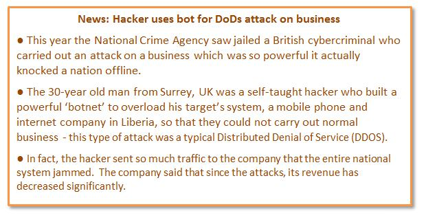 HackerNewsSnip A Glossary of Cyber Terms: Do you know your Bots from your Breaches?