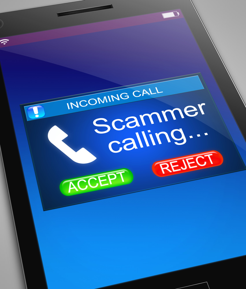 ScammerCallingMobilePhone SMEs, are your staff being targeted by scammers?