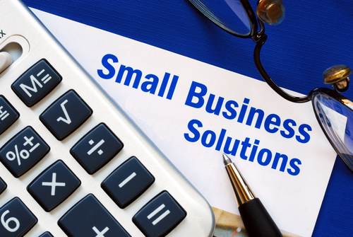 SmallBusinessSolutionsCard SMEs and ICT – Going it alone or having a managed IT service?